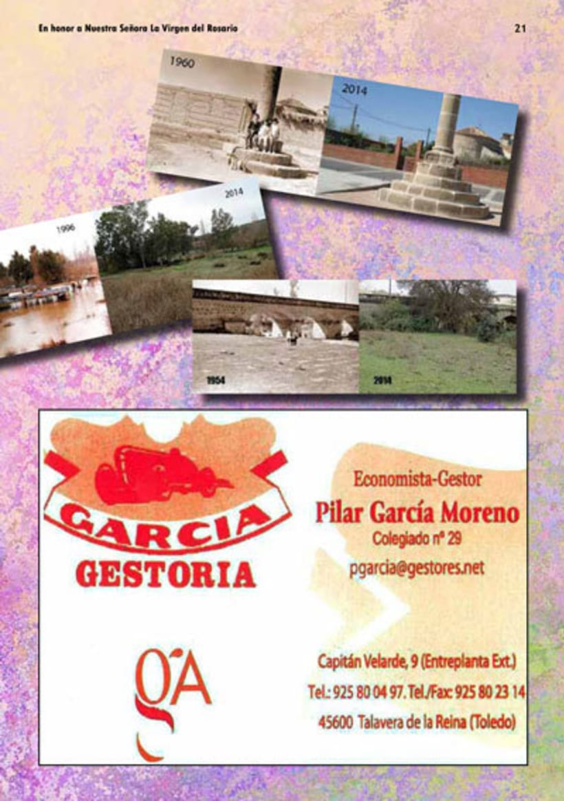 Diseño y Maquetación del programa de fiestas de Cardiel de los Montes 2017 23