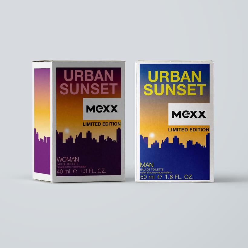 Mexx: Edición limitada de verano 1