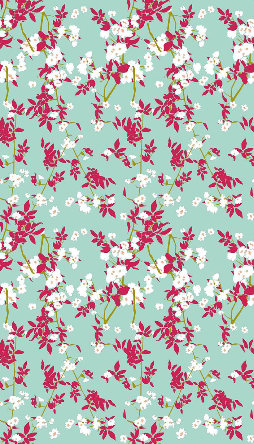 diseño flores | Domestika