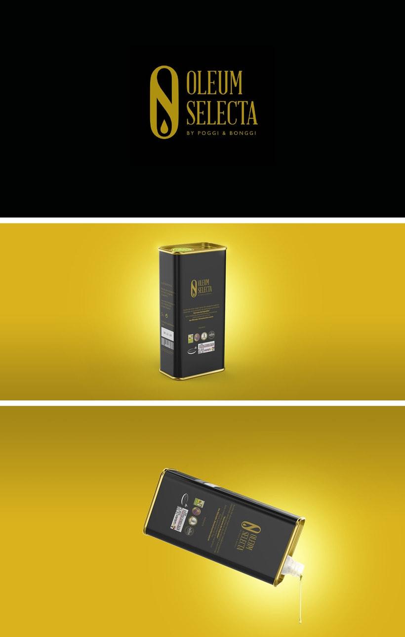 Oleum Selecta | Etiquetas -1