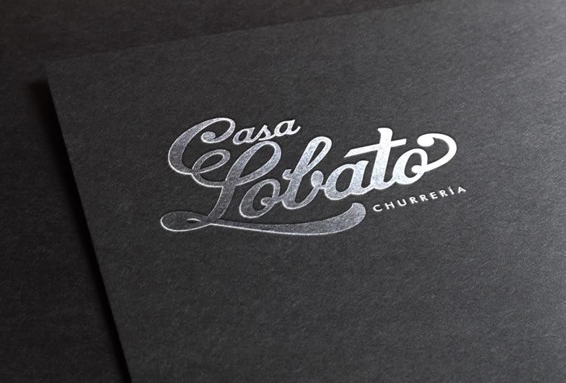CASA LOBATO - Imagen corporativa 2