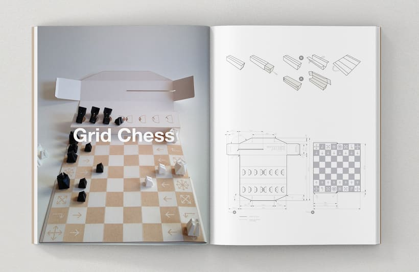 Grid Chess Packaging 0