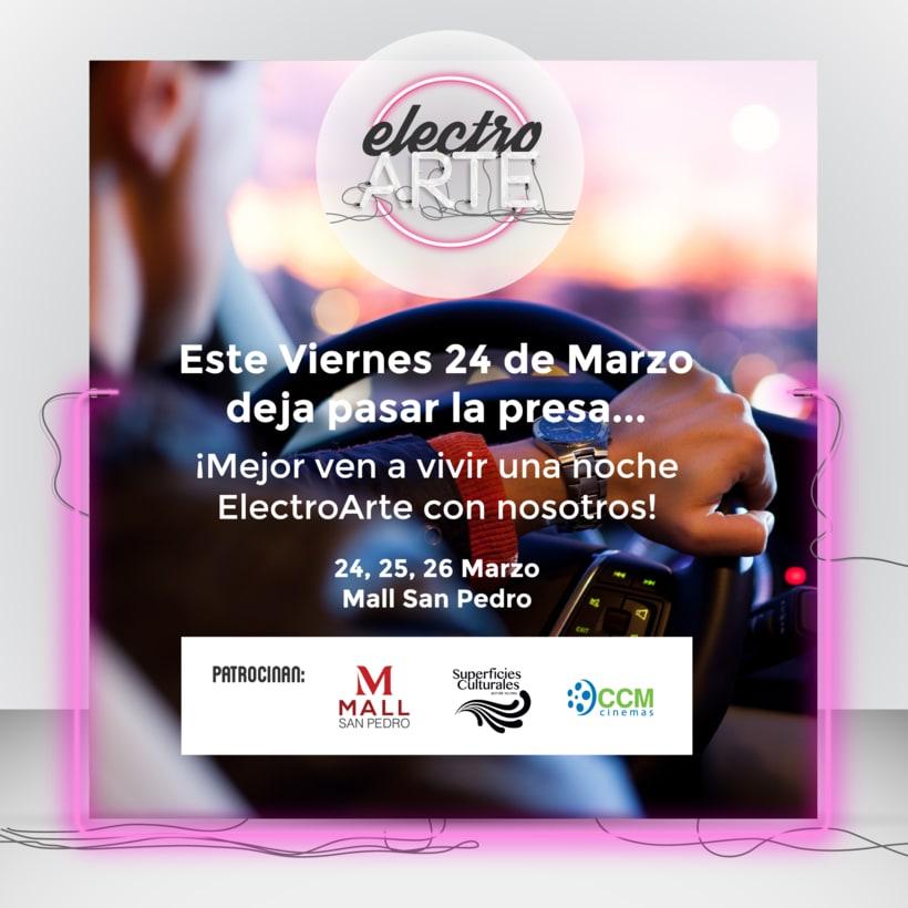 ElectroArte - Marzo 2017 Mall San Pedro. San José Costa Rica -1