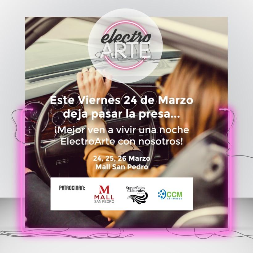 ElectroArte - Marzo 2017 Mall San Pedro. San José Costa Rica 0