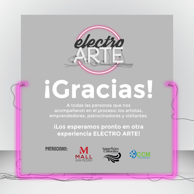 ElectroArte - Marzo 2017 Mall San Pedro. San José Costa Rica 1