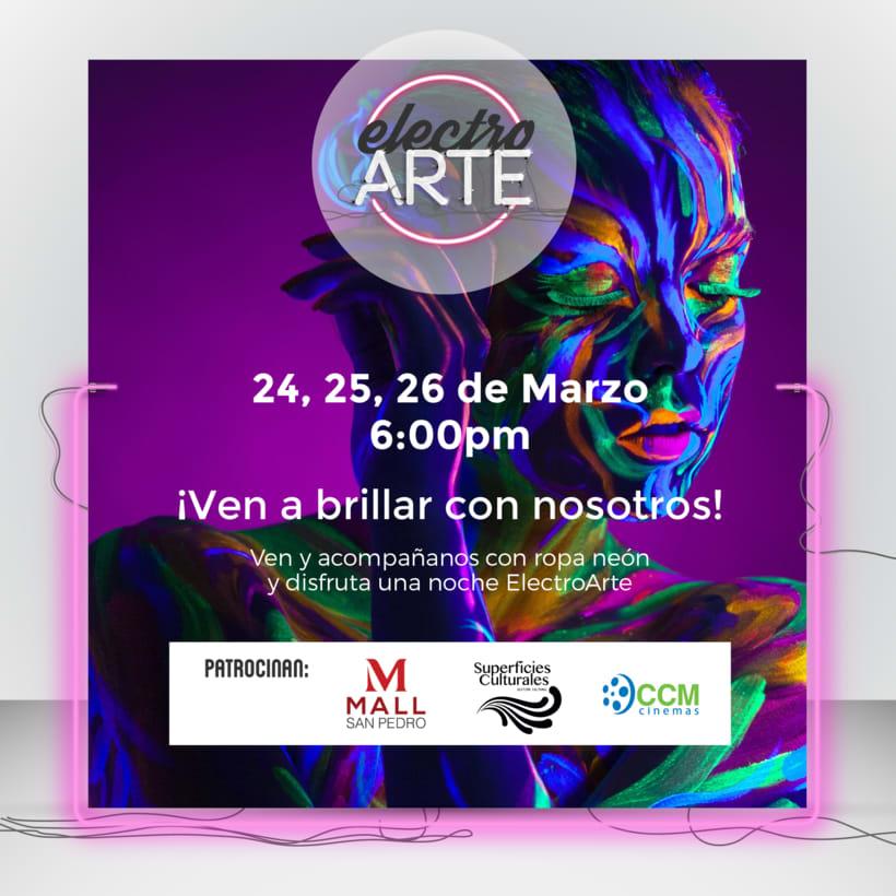 ElectroArte - Marzo 2017 Mall San Pedro. San José Costa Rica 2