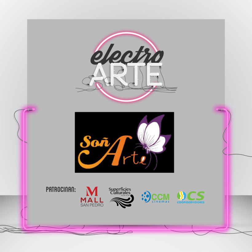 ElectroArte - Marzo 2017 Mall San Pedro. San José Costa Rica 5