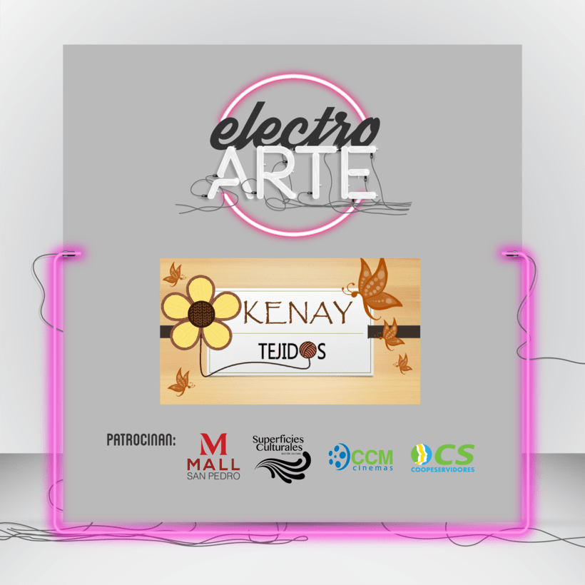 ElectroArte - Marzo 2017 Mall San Pedro. San José Costa Rica 6