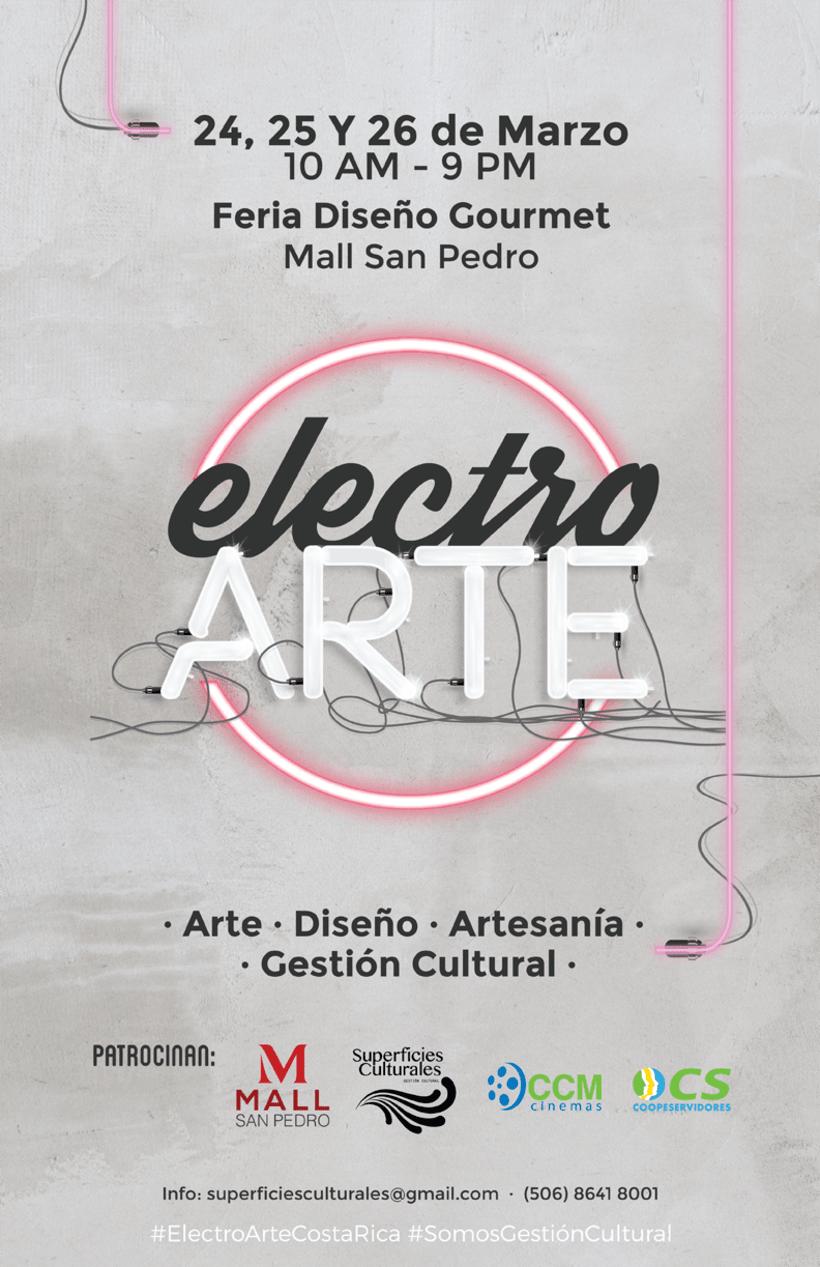 ElectroArte - Marzo 2017 Mall San Pedro. San José Costa Rica 9