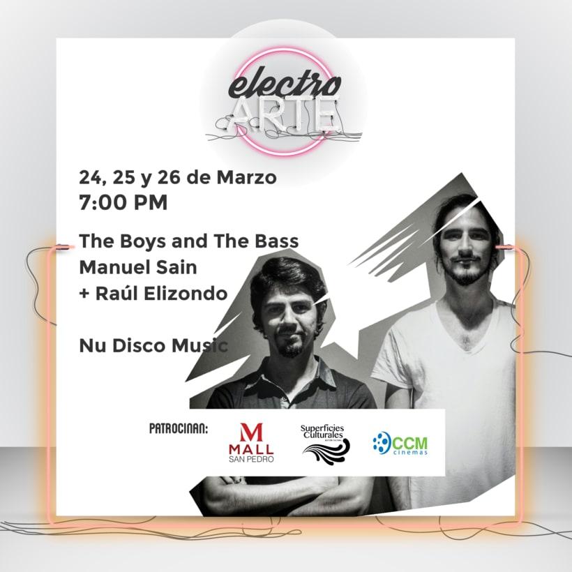 ElectroArte - Marzo 2017 Mall San Pedro. San José Costa Rica 17