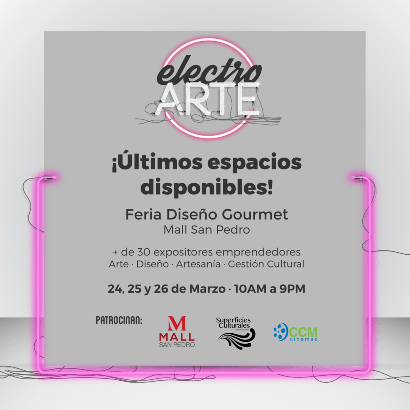 ElectroArte - Marzo 2017 Mall San Pedro. San José Costa Rica 18