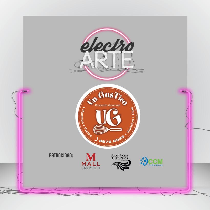 ElectroArte - Marzo 2017 Mall San Pedro. San José Costa Rica 25