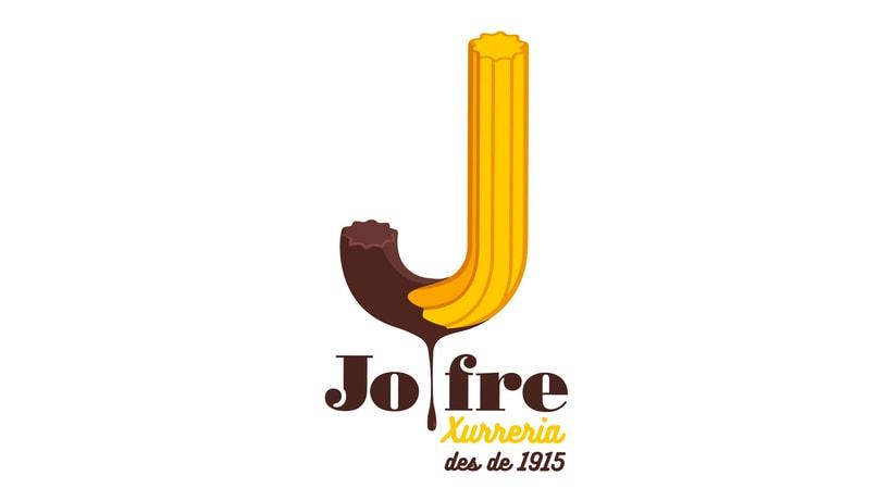 Xurreria Jofre - Branding 0