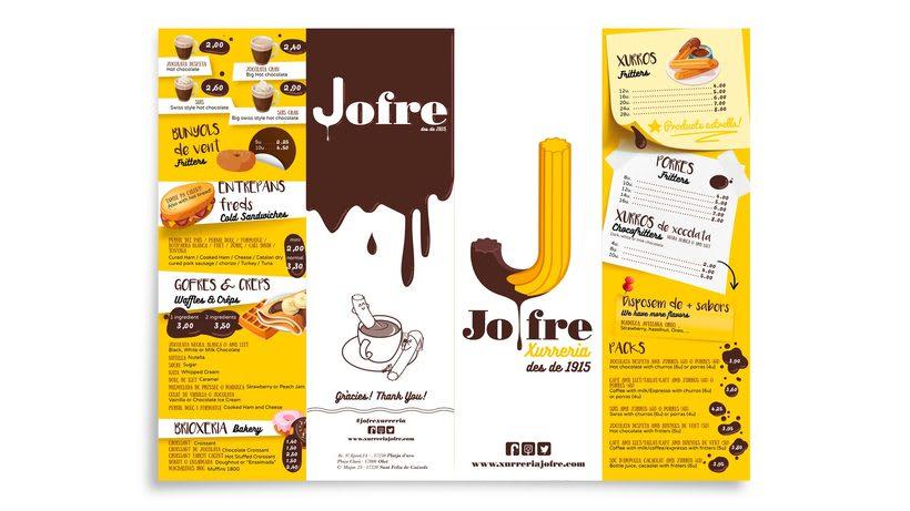 Xurreria Jofre - Branding 3