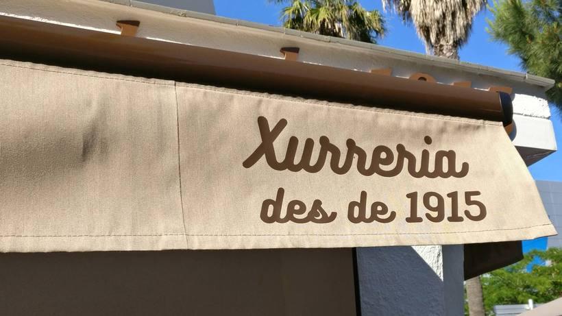 Xurreria Jofre - Branding 8
