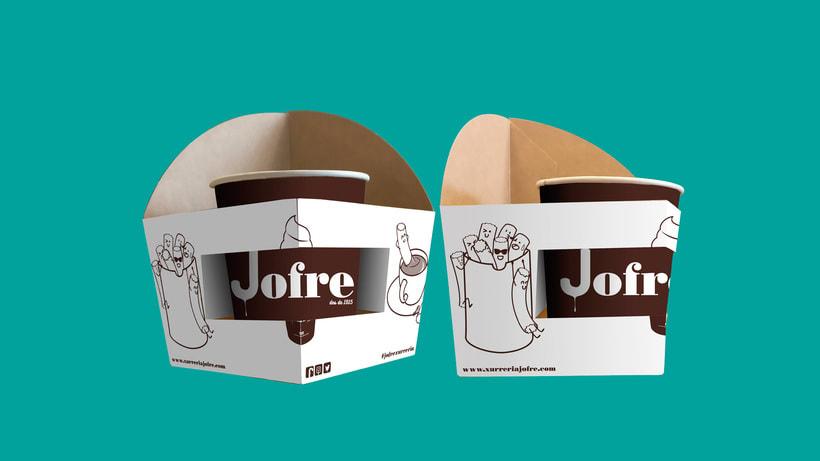 Xurreria Jofre - Branding 12