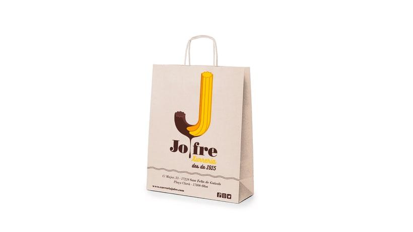 Xurreria Jofre - Branding 13