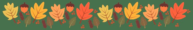 Autumn Pattern | Design analógico y digital 3