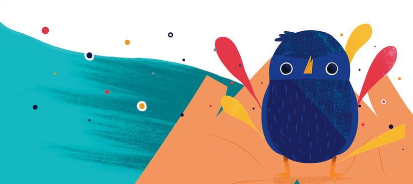 El Mensaje de los pájaros - Editorial SM 2