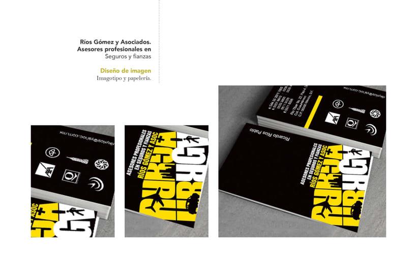 Diseño de identidad corporativa 2