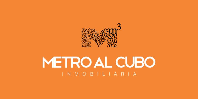 Metro al cubo, inmobiliaria. -1