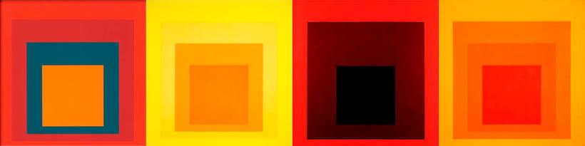 Josef Albers - Homenaje al cuadrado 3