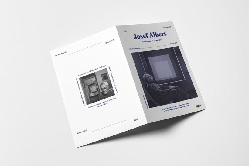 Josef Albers - Homenaje al cuadrado 5