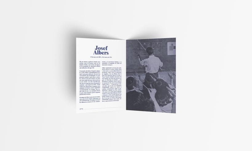 Josef Albers - Homenaje al cuadrado 6