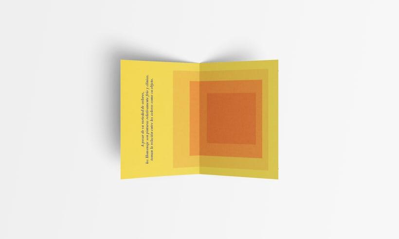 Josef Albers - Homenaje al cuadrado 7