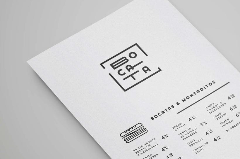 Bocata — Branding 3