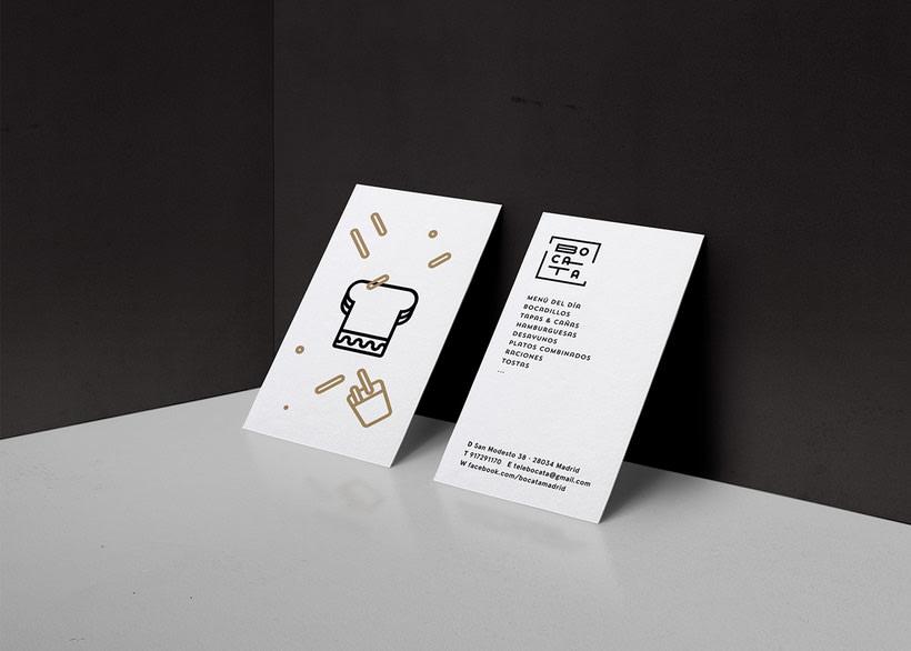 Bocata — Branding 6