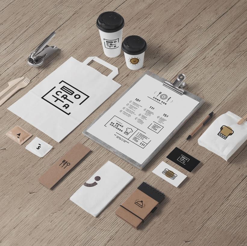 Bocata — Branding 8