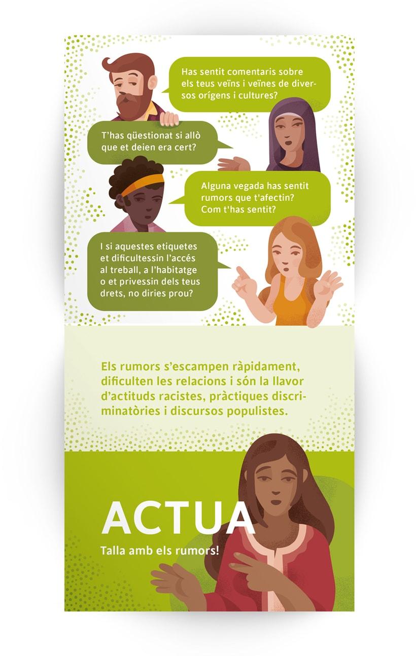 Xarxa AntiRumors de Barcelona 2