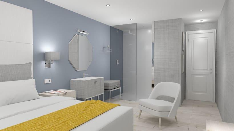 Infografías 3D e Interiores Contract  en Las Palmas de Gran Canaria 0