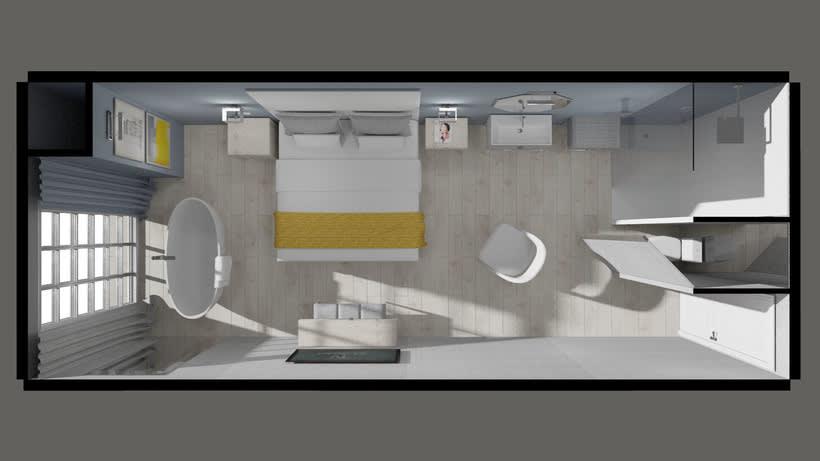 Infografías 3D e Interiores Contract  en Las Palmas de Gran Canaria 1