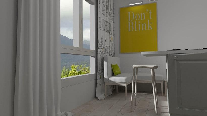Infografías 3D e Interiores de Cocina en Las Palmas de Gran Canaria 1