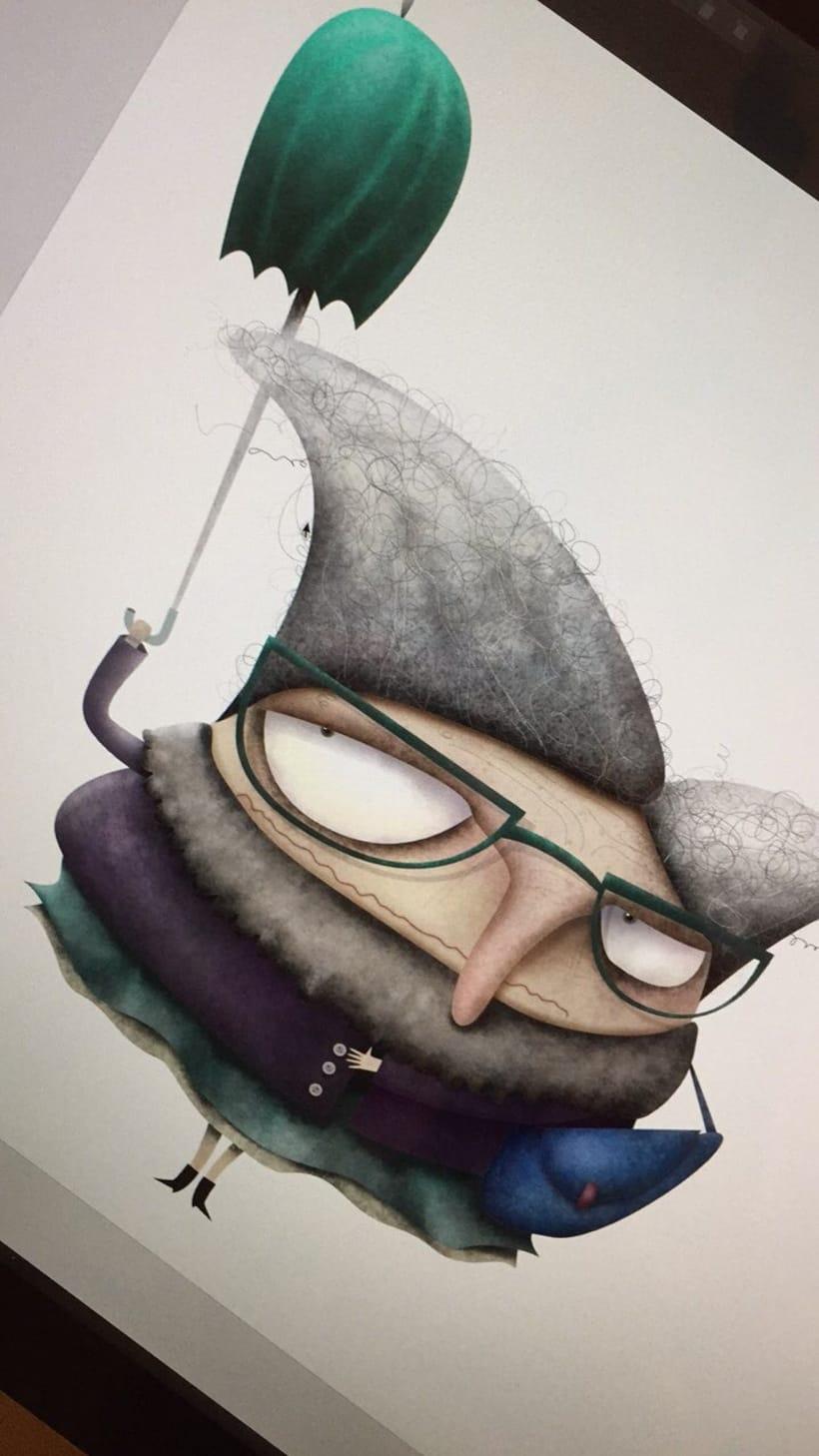 Portafolio online: http://illustration.mariaquesada.net 0