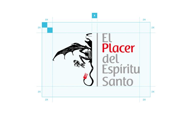 Branding Restaurante El Placer del Espíritu Santo 3