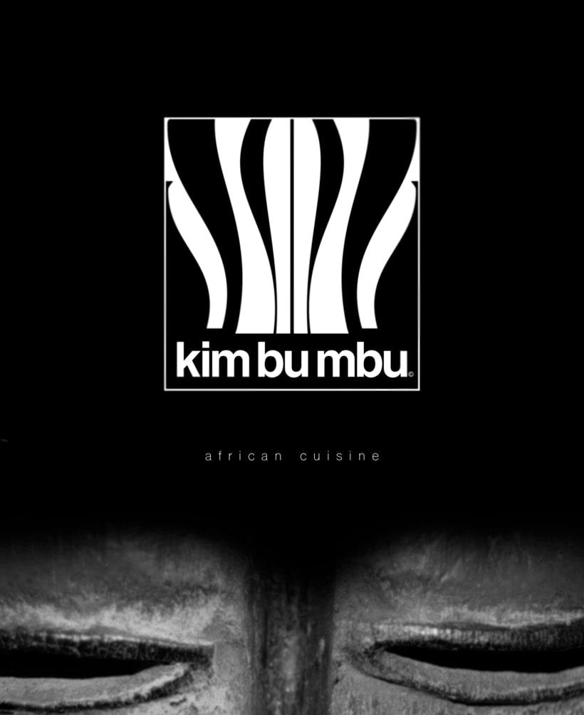 Branding Restaurante Kim bu mbu -1