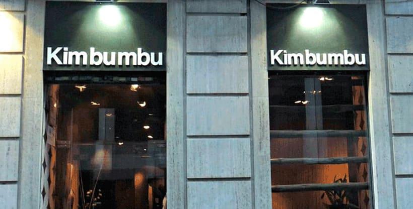 Branding Restaurante Kim bu mbu 2