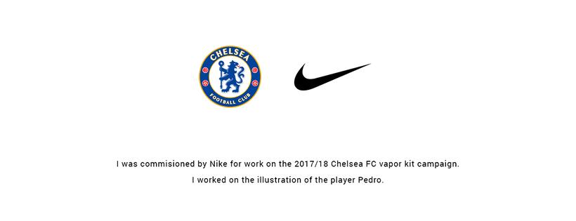 Nike - Chelsea FC 0