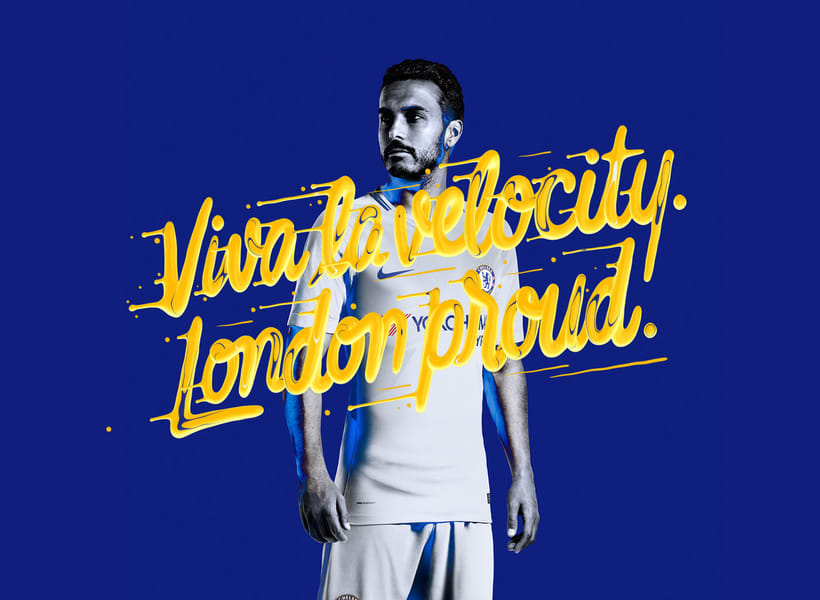 Nike - Chelsea FC 10
