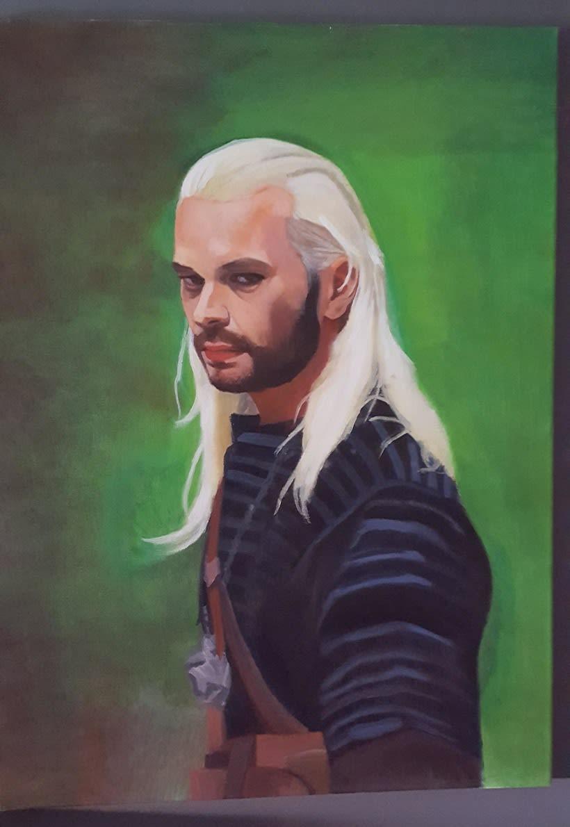 """Colección The Witcher """"La espada del destino"""" 0"""