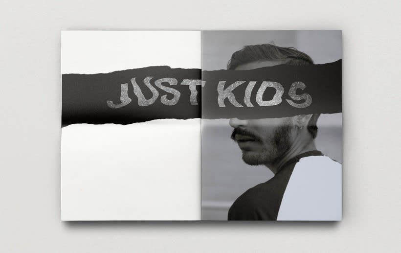 Just Kids — Badlands 3