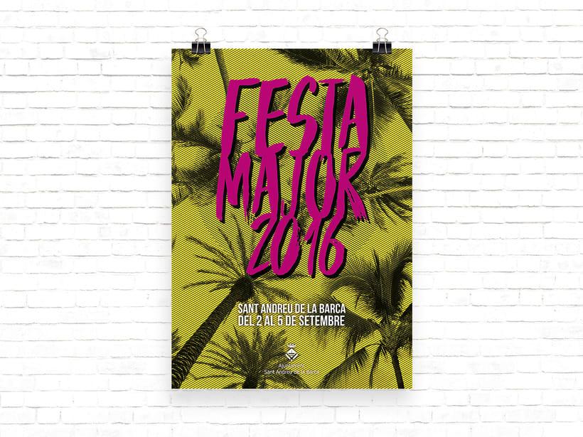 Festa Major 2016 (Sant Andreu de la Barca) 3