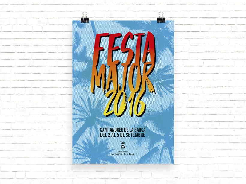 Festa Major 2016 (Sant Andreu de la Barca) 4