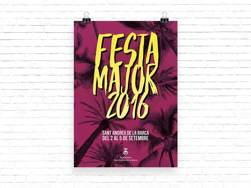 Festa Major 2016 (Sant Andreu de la Barca) 5