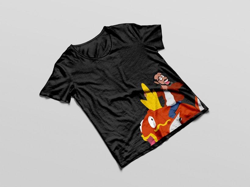 Camisas de LaPeceraTONTA 1