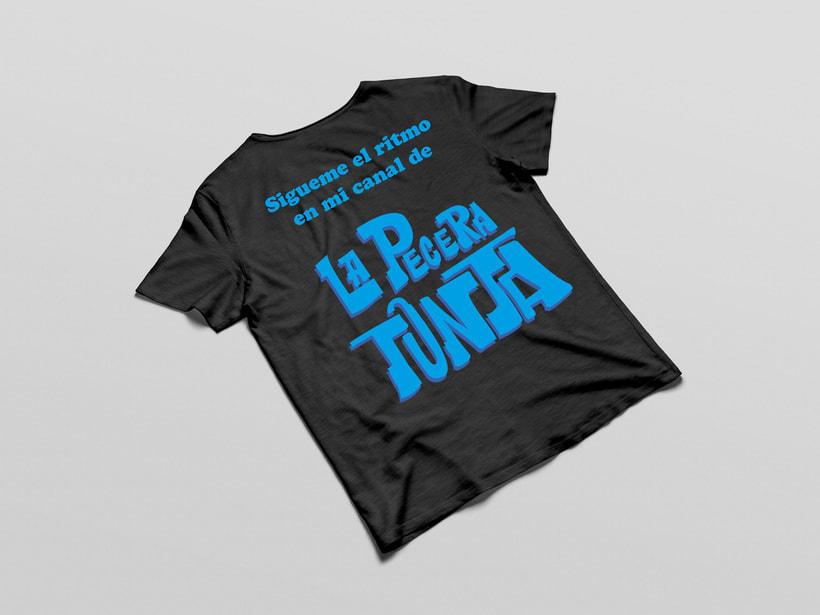Camisas de LaPeceraTONTA 2
