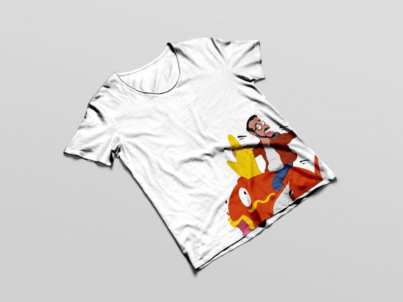 Camisas de LaPeceraTONTA 3